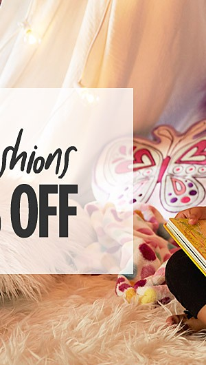 Up to 40% Off Winter Fashions