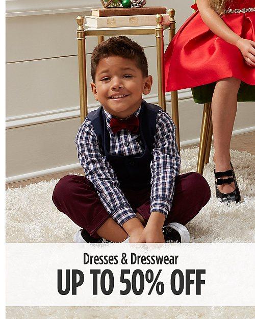 Up to 50% off Dresses & Dresswear