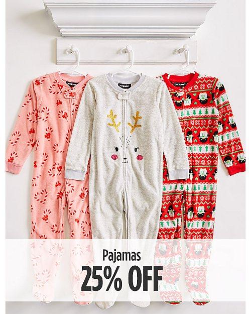 25% off Pajamas