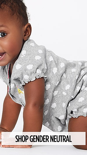 The Snuggle is Real! 40% Off Carter's Clothing. Shop Gender Neutral
