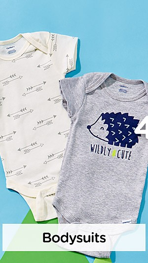 Up to 40% off Baby Clothes. Shop Bodysuits