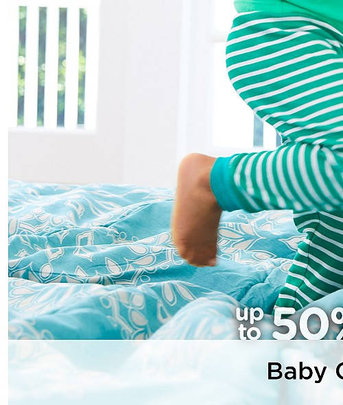 Up to 50% off Baby Clothes