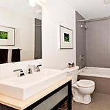 Tocadores y lavabos para baños