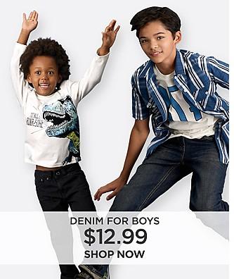 Denim for Boys $12.99