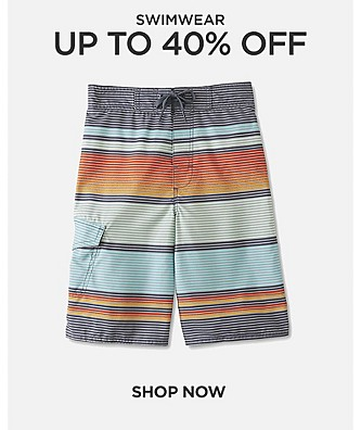 Up to 40% off Swimwear