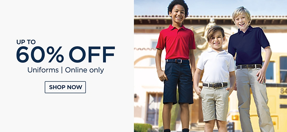 Up to 60% Off Dockers Uniforms   Online only