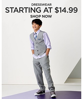 Dresswear Starting at $14.99