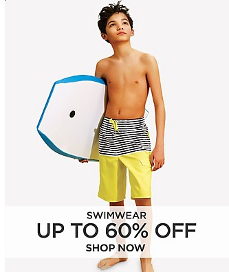 Up to 60% Off Swimwear. Shop Now