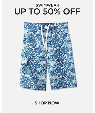 Up to 50% off Swimwear