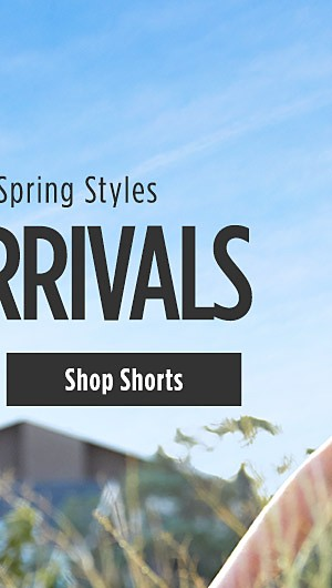 New Arrivals! Mix & Match Spring Styles. Shop Shorts