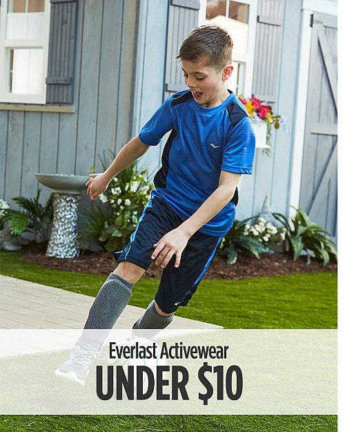 Everlast Activewear Under $10