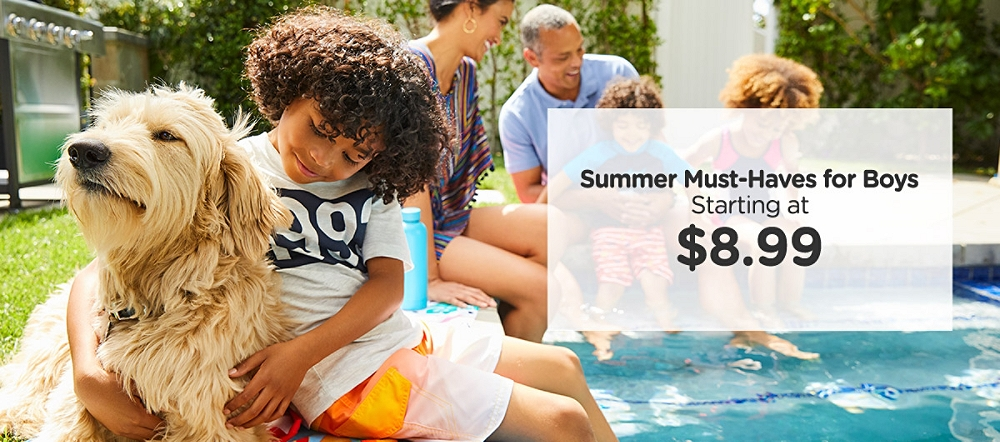 6433be8eac Summer Must-Haves for Boys ...