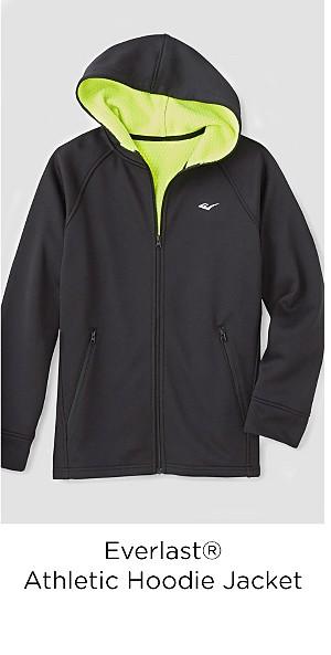 Everlast® Boys' Athletic Hoodie Jacket