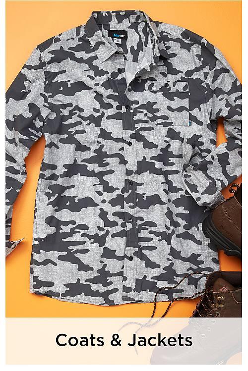 Boys' Coats & Jackets