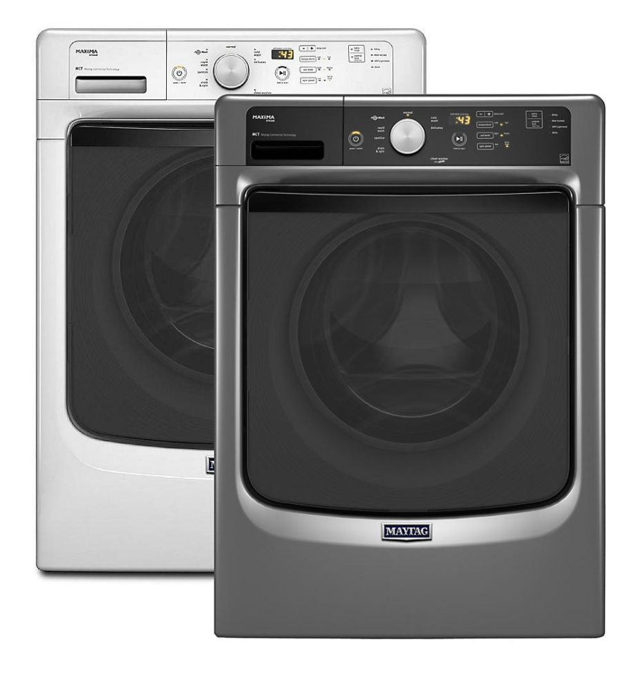 Luckily, Sears has a great selection of electric dryers to leave your clothes, towels and linens feeling fresh in no time. Whether you want a stainless steel finish or one that matches your front-load washer, there are a wide variety of finishes to match the rest of your home's decor.