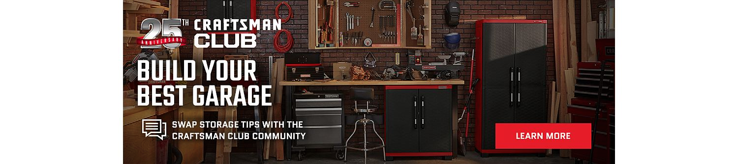 Swap Storage Tips with the Craftsman Club Community