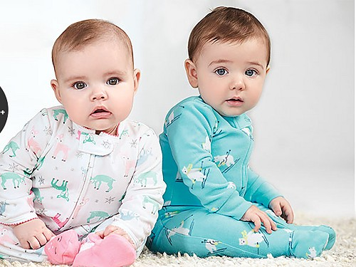 50% off Carter's and Little Wonders Clothing for Infants and Toddlers. Plus! Extra 20% Off $50+ with code SAVEMORE