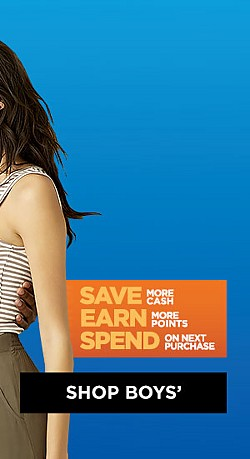 Sears Days Best Time to Buy. Earn $10 in Points on $40+ on Clothing, Accessories, Lingerie, and Sleepwear. Ends 4/8/17