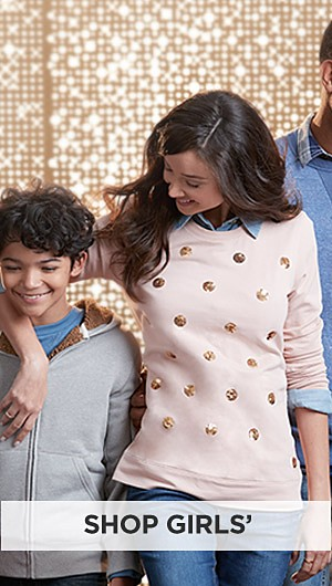 Up to 60% off Winter Clothing for the Family. Shop Girls