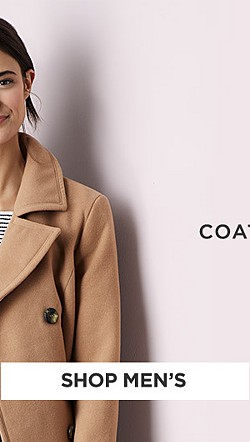 Up to 60% off coats & cold weather accessories. Shop Mens
