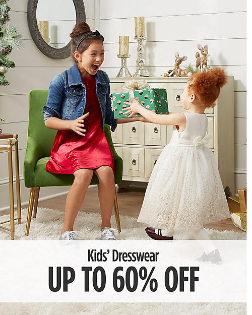 Sears Toddler Christmas Dresses