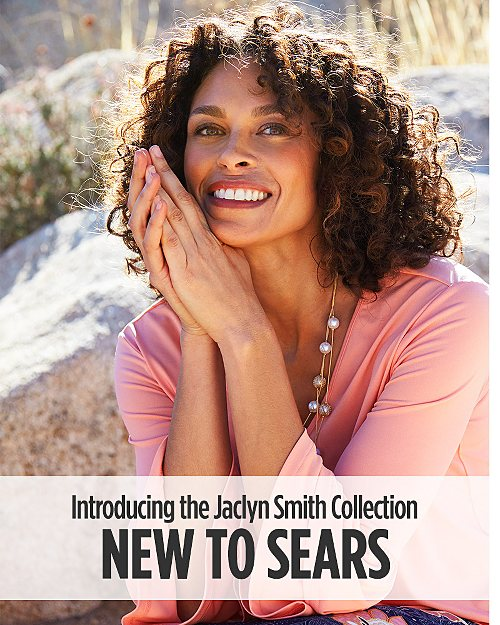 New to Sears! Introducing the Jacyln Smith Collection. Shop now