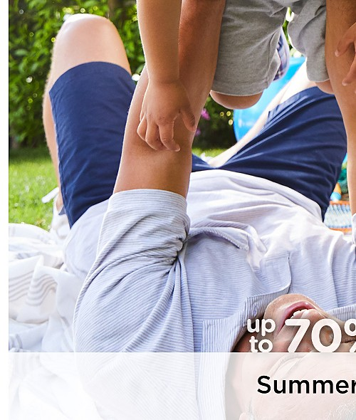 Up to 70% Off Summer Clothes