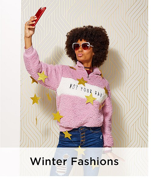 Shop Winter Fashions