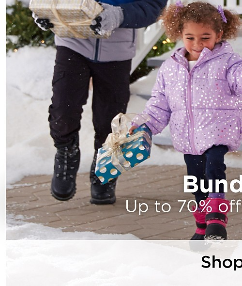 Up to 70% Off Winter Clothes