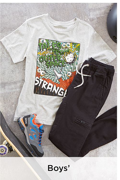Shop Boys' Clothing