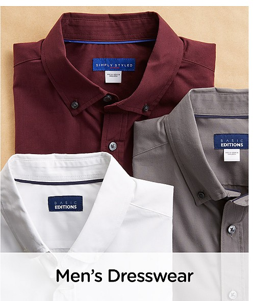 Men's Dresswear