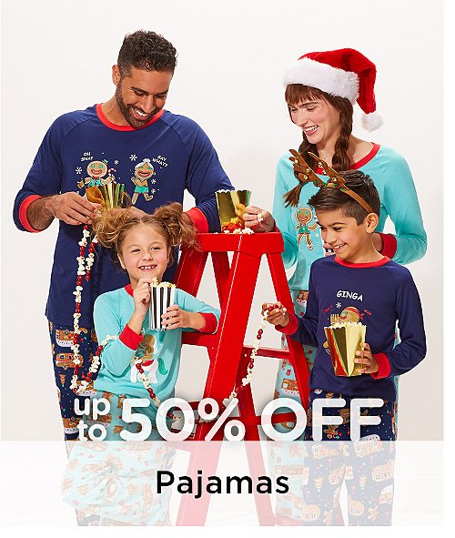 Up to 50% Off Pajamas