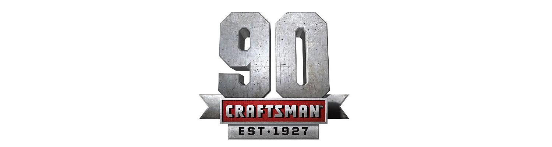 Craftsman 90th Anniversary