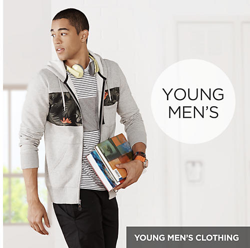 Young Men's Clothing