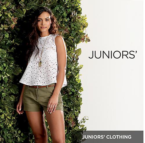 Juniors' Clothing