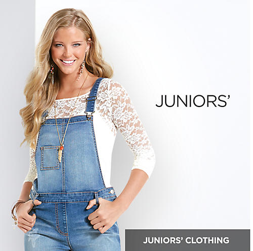 Juniors' Clothing