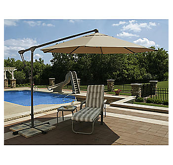 Cantilever Umbrella  sc 1 st  Sears & Types of Patio Umbrellas | Patio Umbrella Guide - Sears