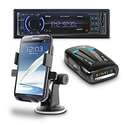 Car Audio, Video & Electronics