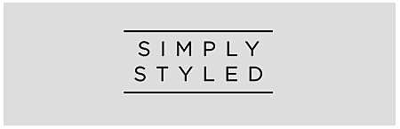 Simply Styled Women's