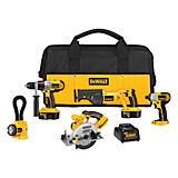 All DeWalt Power Tools