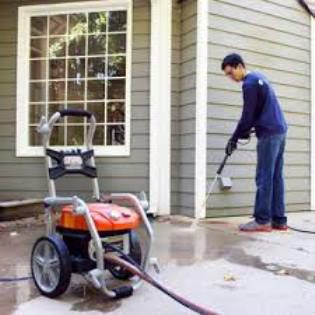 Pros and cons of electric pressure washers