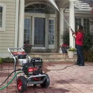 Pros and cons of gas pressure washers