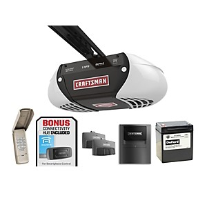 Up to 26% off Craftsman Garage Door Openers