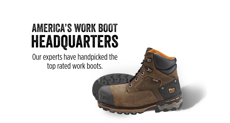Sears - America's Work Boot Headquarters