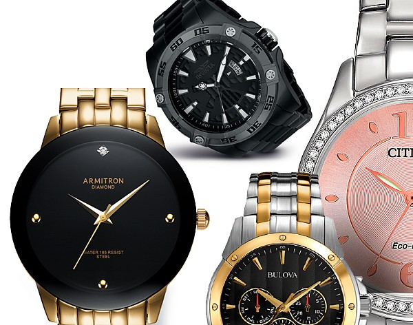 25% off Top Brand Watches plus Extra 10% off with code: BLING10