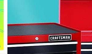 Up to 50% off craftsman tool storage