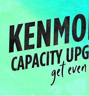 Kenmore Capacity | Get even more