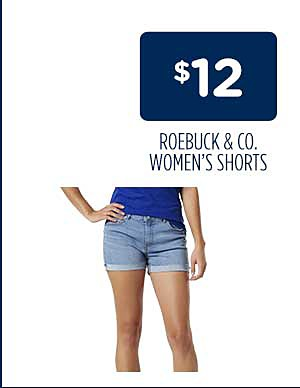 $12 Roebuck & Co Women's Shorts