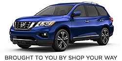 Play for a chance to win a 2017 Nissan Pathfinder 36-month lease