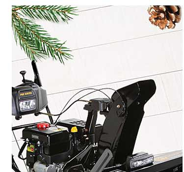 Up to $400 off snow blowers